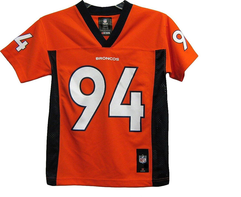 the latest 14d16 46037 Amazon.com: Outerstuff Demarcus Ware Denver Broncos Orange ...