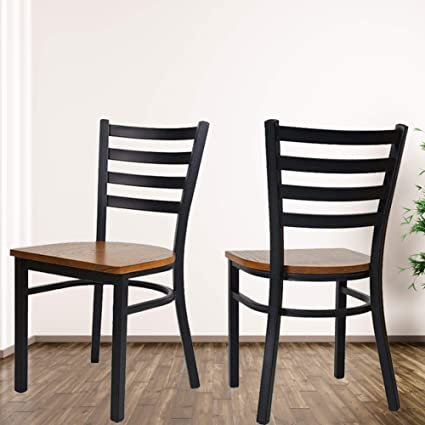 Amazon Com Karmas Product Fully Assembled Stackable Metal Dining