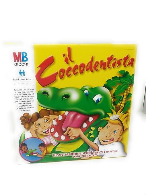 3a9bce553028 Cocco Dentista - Hasbro MB Giochi: Amazon.it: Giochi e giocattoli
