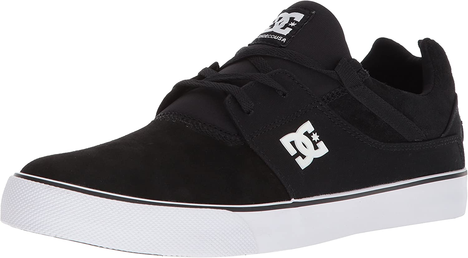 DC Men s Heathrow Vulc Skate Shoe