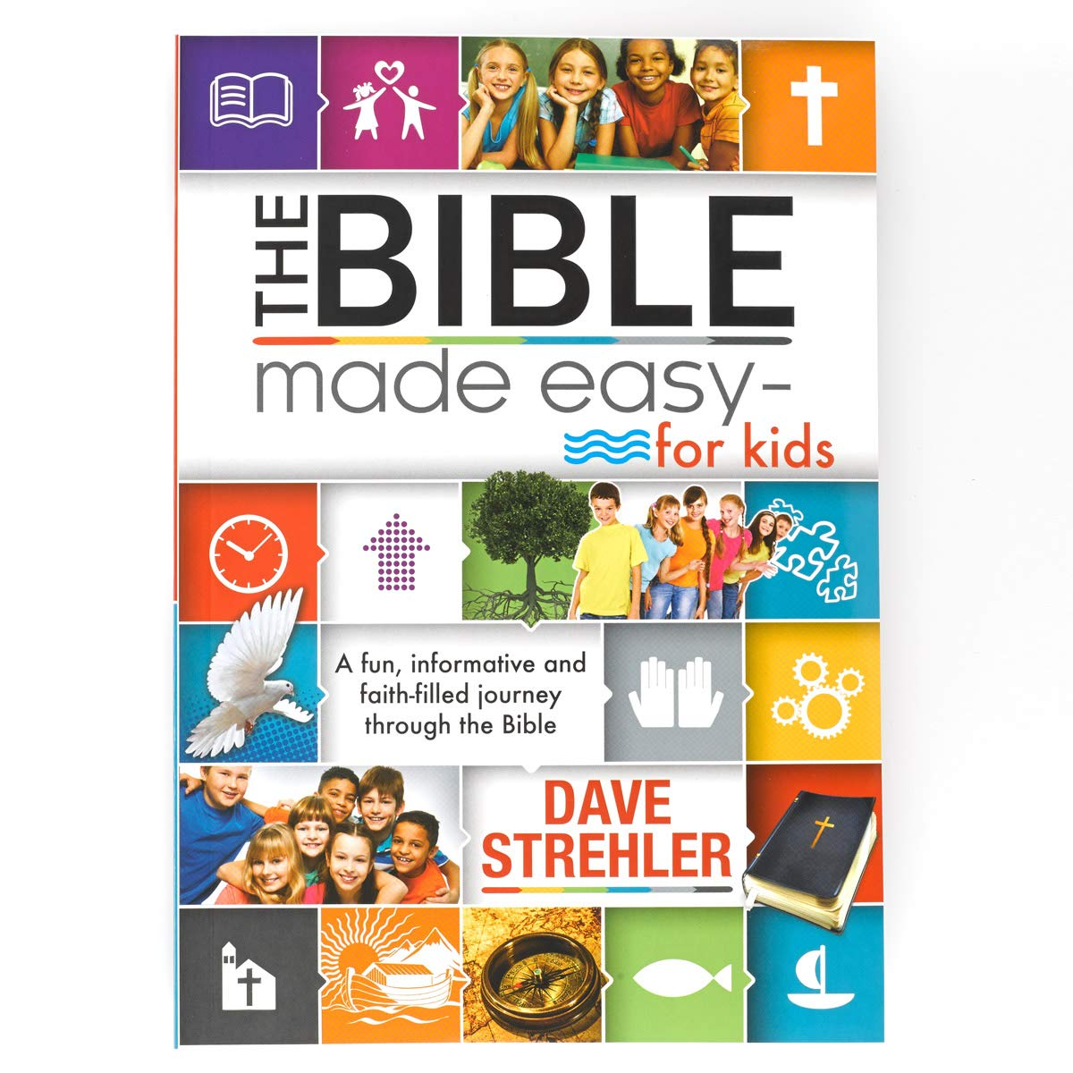 The Bible Made Easy - for Kids