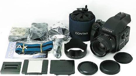 Contax 645 6 x 4,5 SLR Cámara de Formato Medio: Amazon.es: Electrónica