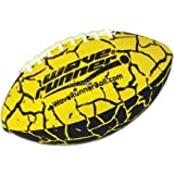 Wave Runner Grip It Waterproof Football- Size 9.25 Inches with Sure-Grip Technology | Let's Play Football in The Water…