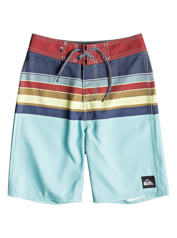 a87c6eba1f Amazon.com: Quiksilver Boys Everyday Swell Vision Youth 18 Boardshort Swim  Trunk: Clothing