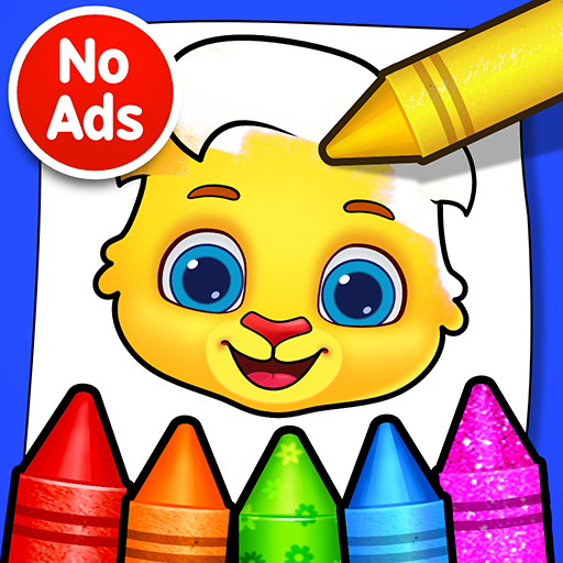 Amazon.com: Coloring Games - Coloring Book, Painting, Glow Draw, Color By  Numbers: Appstore For Android