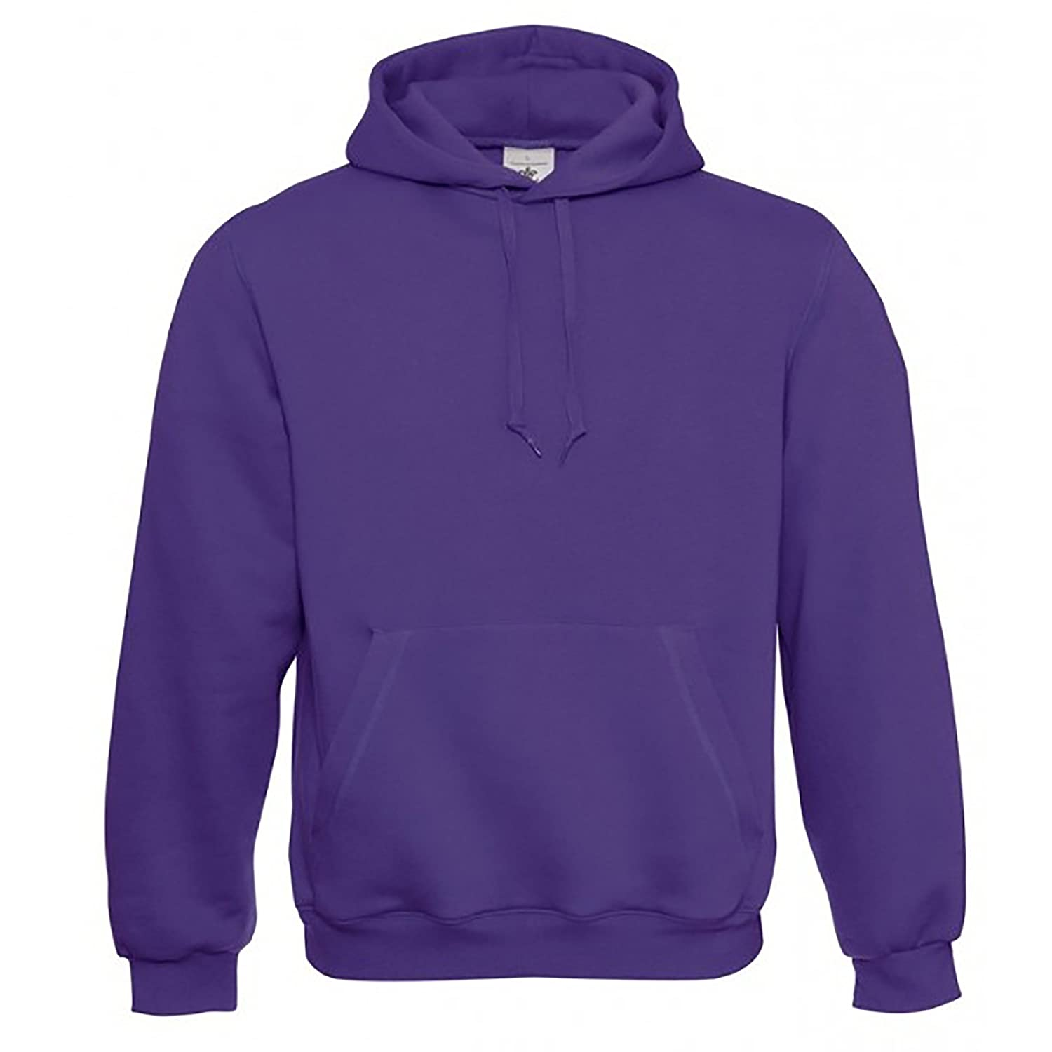 B& C - Sweatshirt à capuche - Homme B&C Collection Hooded