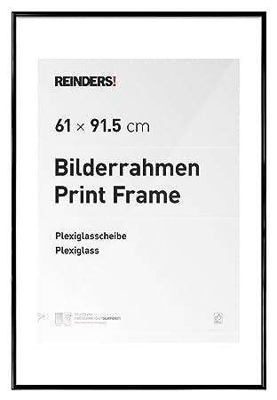 Amazonde Reinders Bilderrahmen Für Maxi Poster 61 X 91 5 Cm