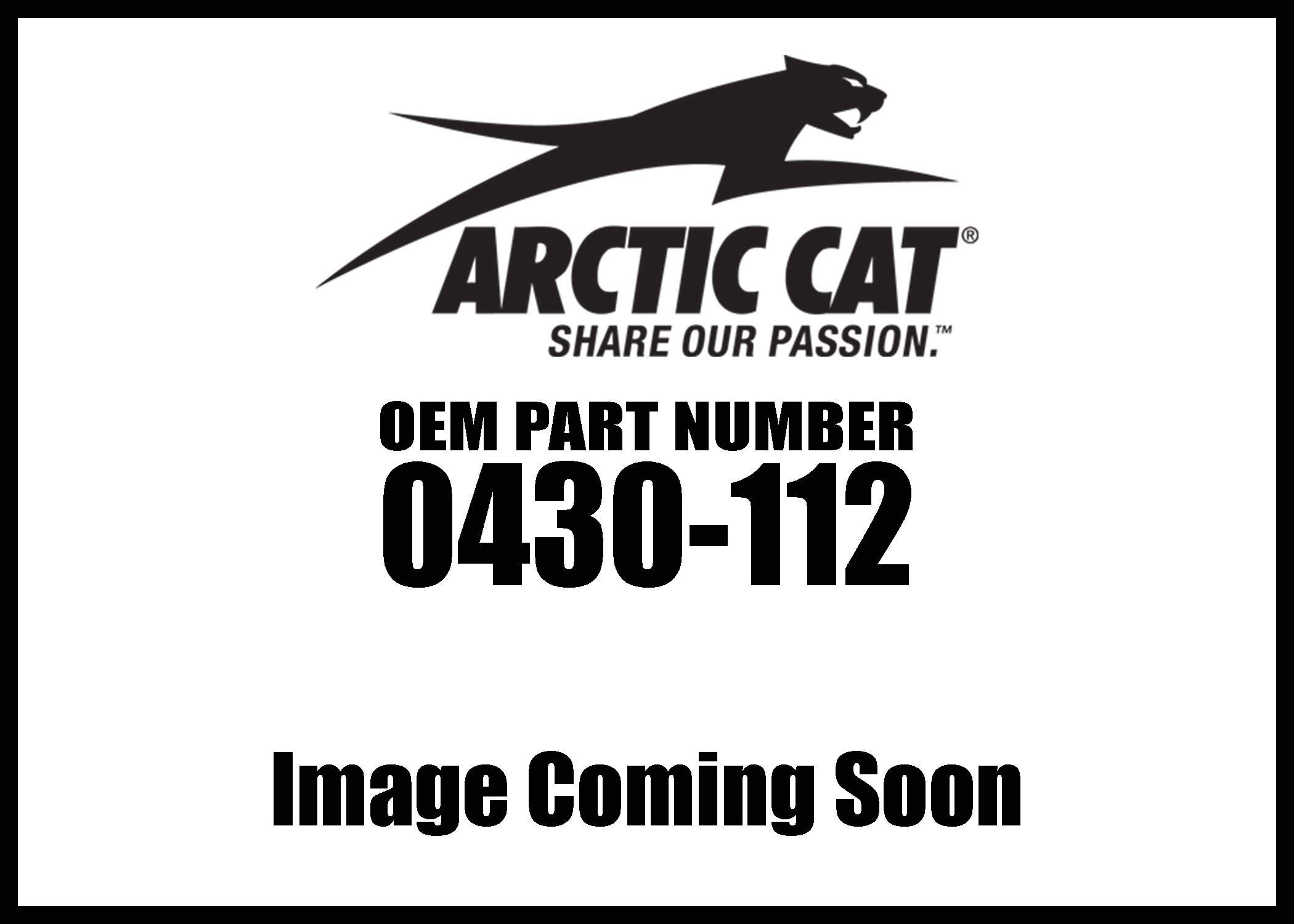 Arctic Cat 2013-2016 Wildcat Trail International Wildcat Trail Xt Nut Switch Cy 0430-112 New Oem