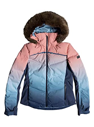 Roxy Snowstorm - Chaqueta para Nieve para Mujer ERJTJ03193 ...