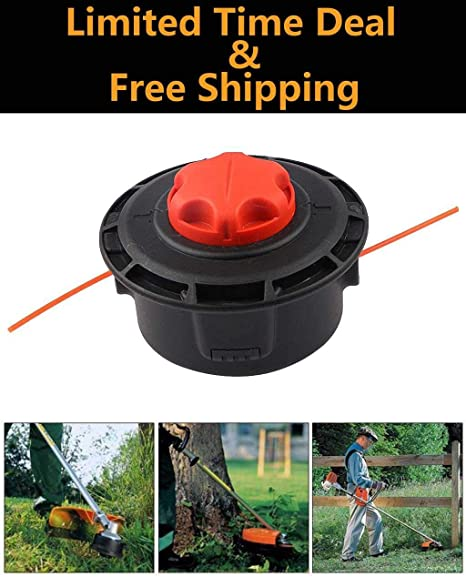 New Easy Reel Trimmer Head For Toro 51955 51974 51978 308923014 120950010 Use