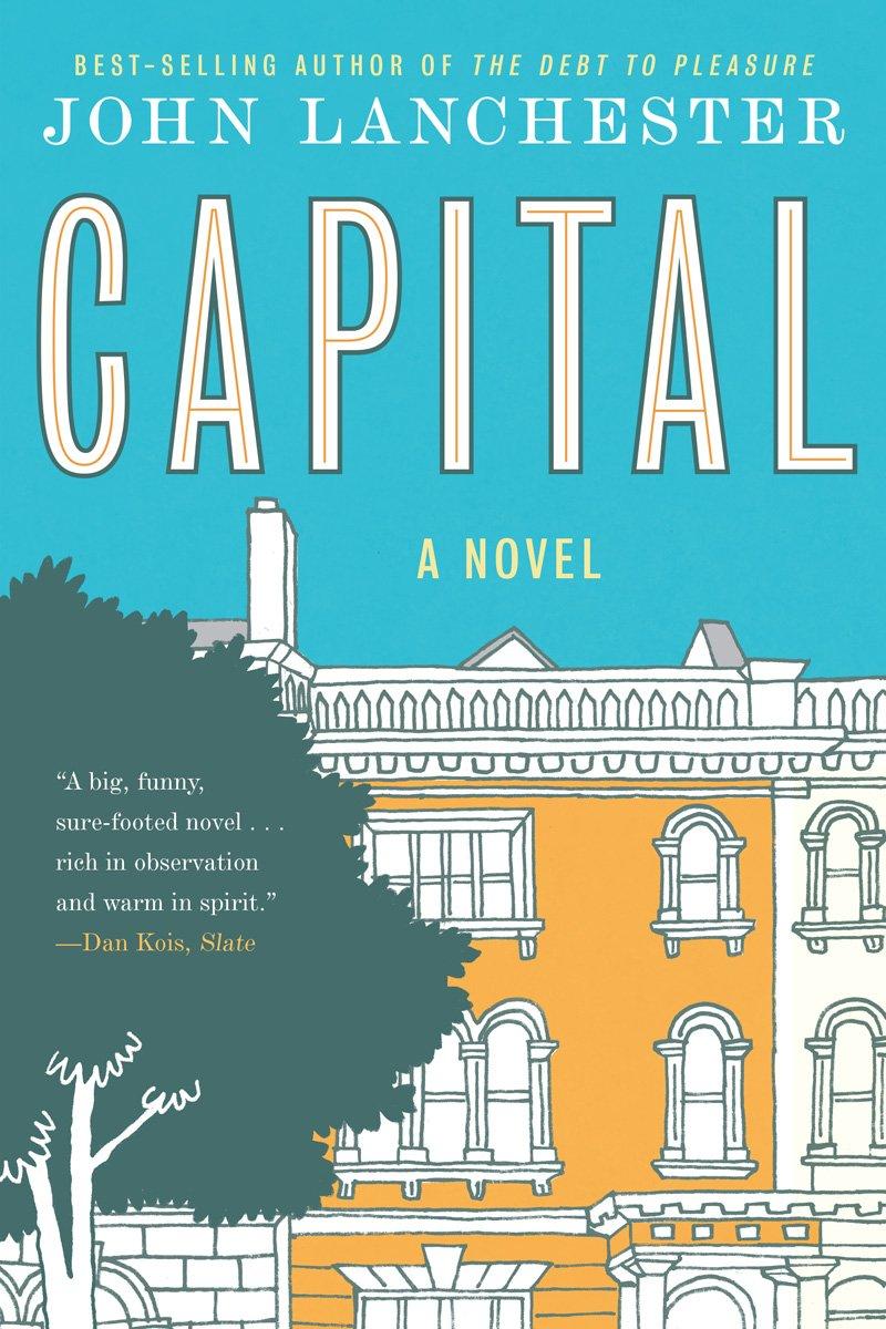 Capital Novel John Lanchester product image
