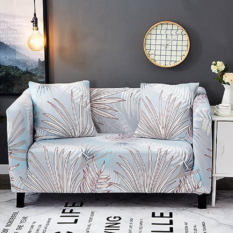 Forcheer - Funda elástica para sofá (poliéster, elastano, funda de sofá, protector de muebles)