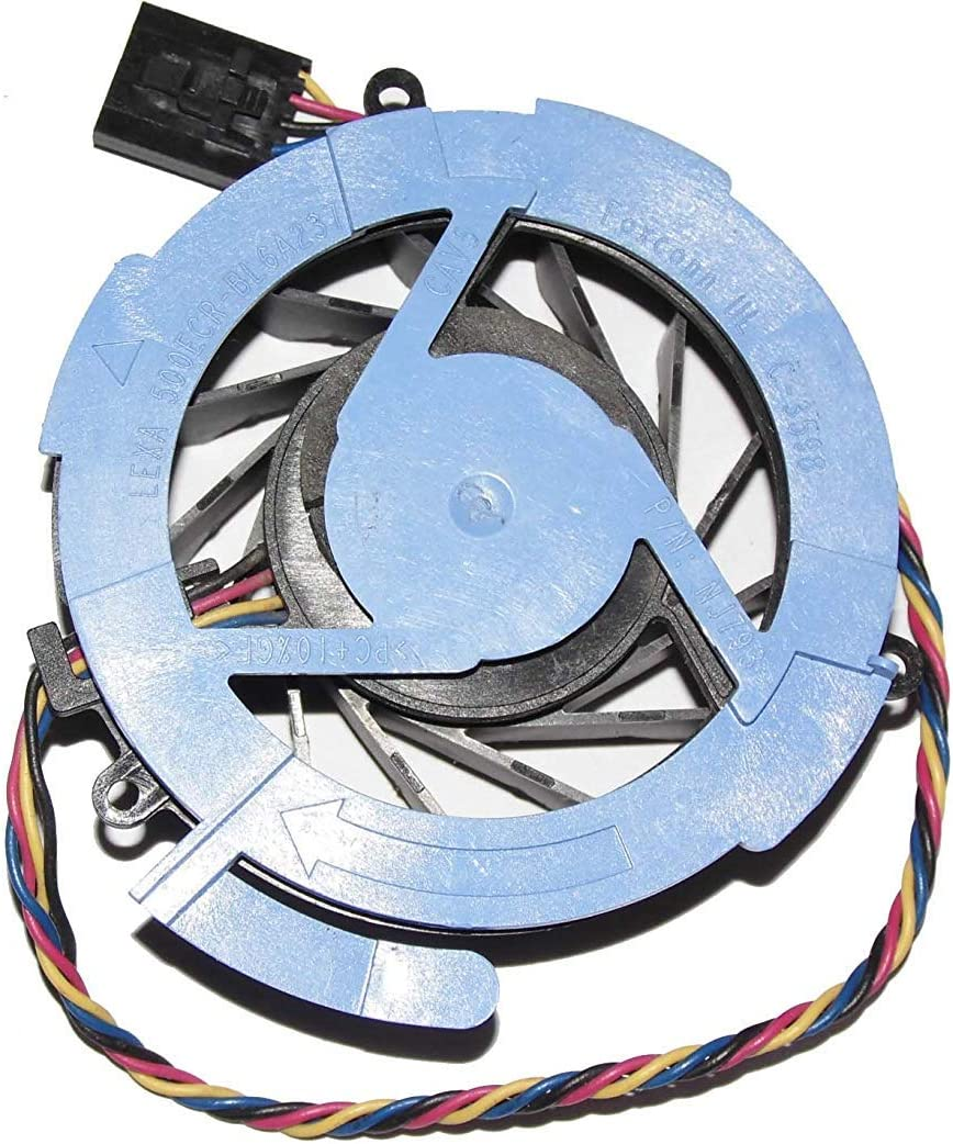 Cooler Fan for Foxconn PVB060E12M 12V 0.23A 4Wire CM740 CPU Cooler Fan with Built-in Fan