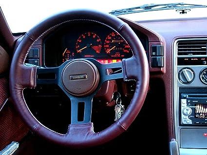 RedlineGoods Mazda RX7 1981-85 cubierta del volante de