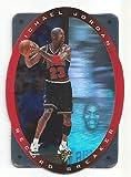 1996-97 Upper Deck SPX Basketball Michael Jordan