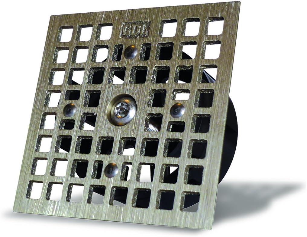 """JOSAM  520 CIRCULAR FLOOR DRAIN COVER CAST IRON 11/"""""""