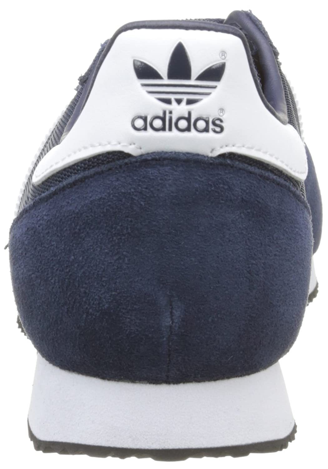 Adidas Zx Racer Mens Trainers Shoes Bags Blue Black