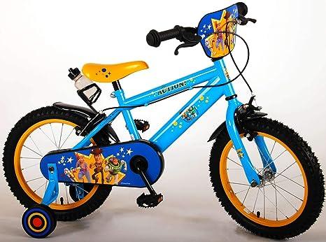 .Volare Bicicleta Niño Chico 16 Pulgadas Toy Story Frenos al ...
