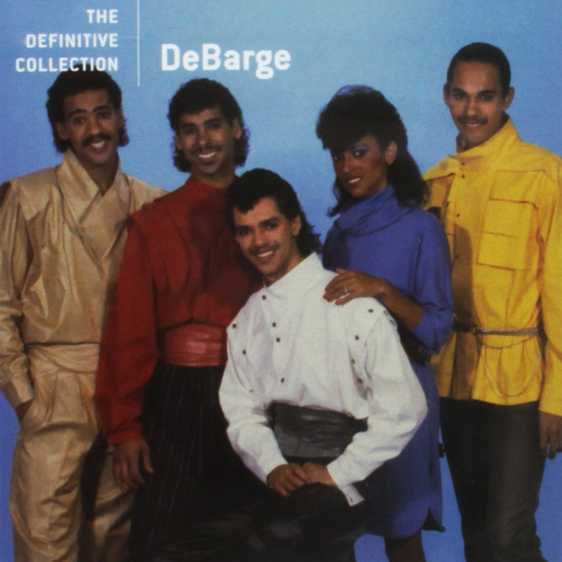 CD : DeBarge - The Definitive Collection (Remastered)