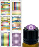doTERRA - Etiquetas y pegatinas para botellas y aceites esenciales Got Oil Supplies 528 - Pegatinas impermeables para…