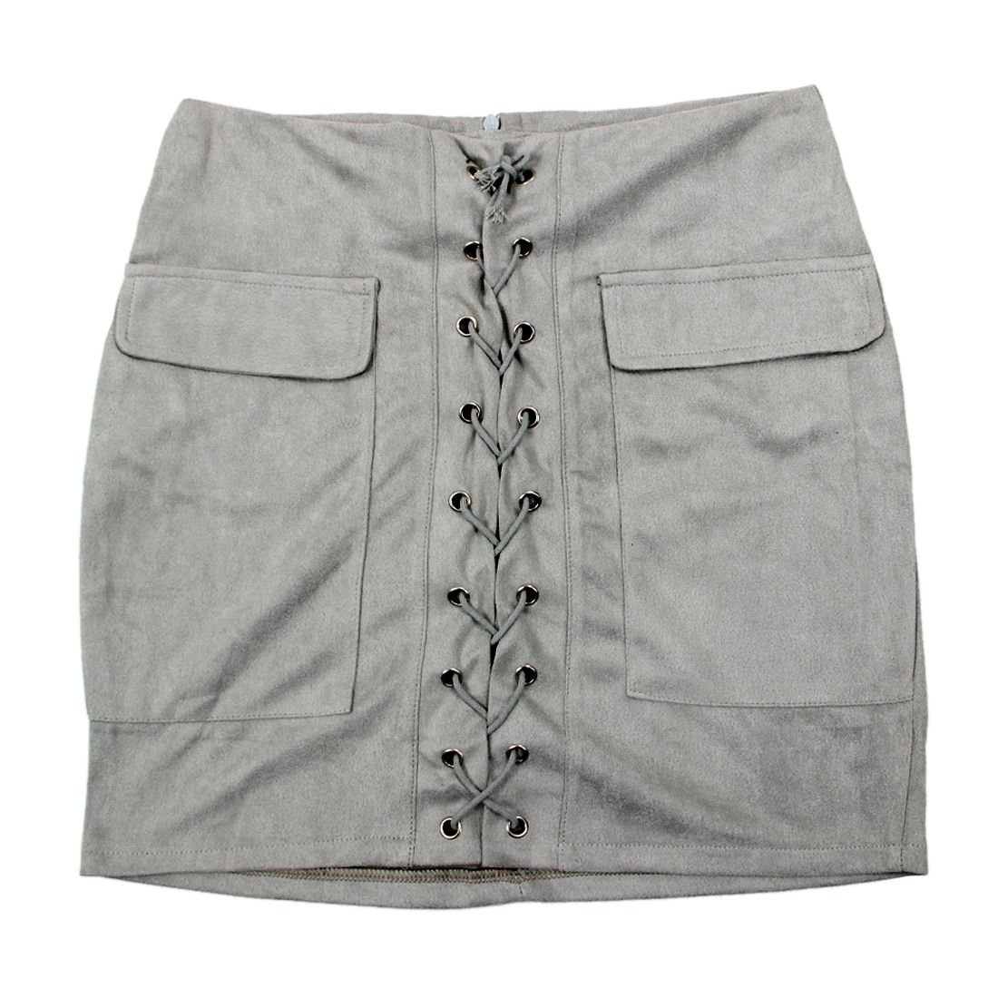 9687c146f Womens Lace Up Skirts – DACC