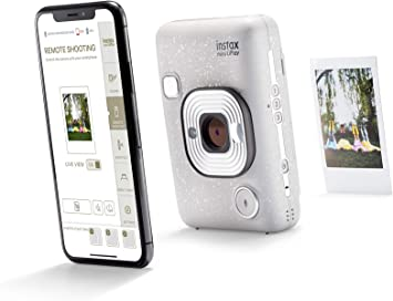 Fujifilm Fujifilm Mini LiPlay Camera, Stone White product image 7