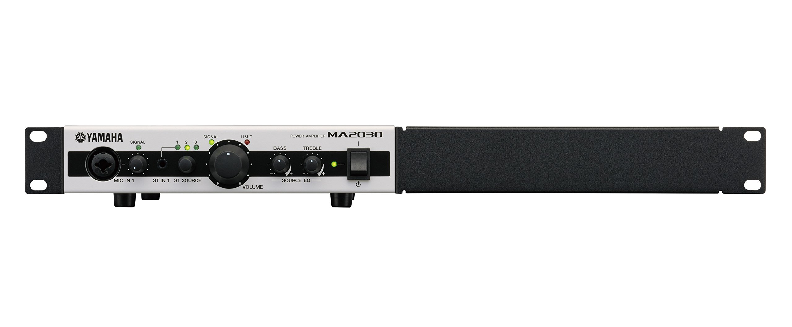 Yamaha MA2030 Switchable 2 Channel Compact Mixer Amplifier with DSP
