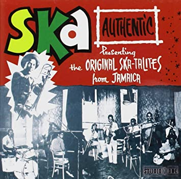 the skatalites ska authentic
