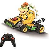 Carrera RC 370162112 370162112-Mario KartTM, Bowser-Kart