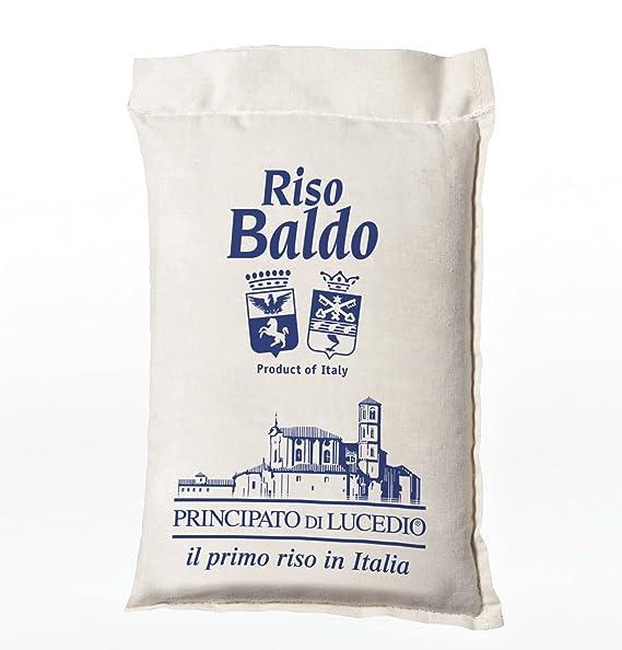 BALDO Arroz - 1 kg - en bolsa de celofán con atmósfera ...