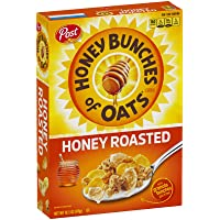 Post Honey Bunches of Oats Whole Grain Cereal
