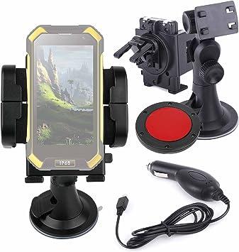 DURAGADGET 3 En 1 Soporte para Smartphone Blackview BV6000: Amazon.es: Electrónica