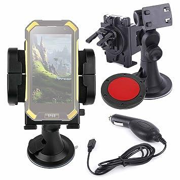 DURAGADGET 3 En 1 Soporte para Smartphone Blackview BV6000 ...