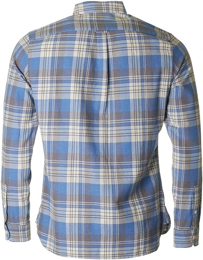 Levis Jackson Worker Camisa, Azul (Piva Dutch Blue), Medium para Hombre: Amazon.es: Ropa y accesorios