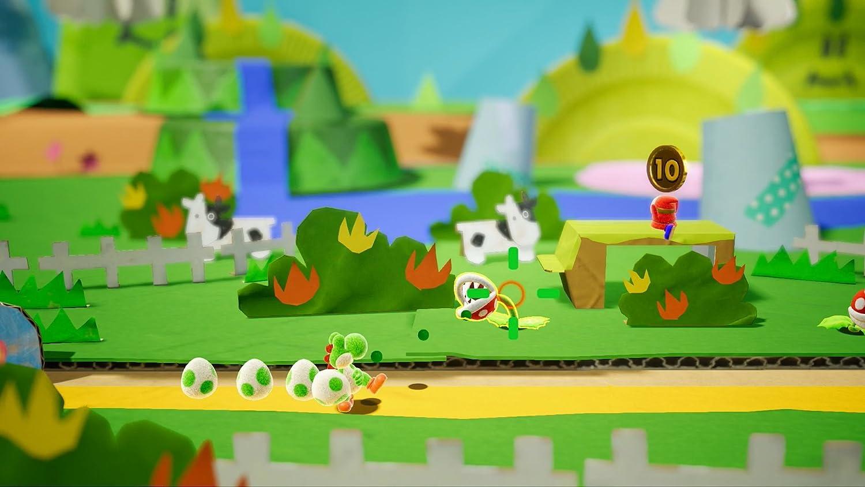 Yoshis Crafted World: Amazon.es: Videojuegos