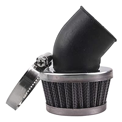 Heart Horse 35mm Air Filter Cleaner 50cc 70cc 110cc 125cc Dirt Pit Bike Scooter Moped Compatible with Go kart Chinese Taotao: Automotive