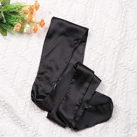 Amosfun Cinturón de faja de seda para mujer vestido de faja de ...