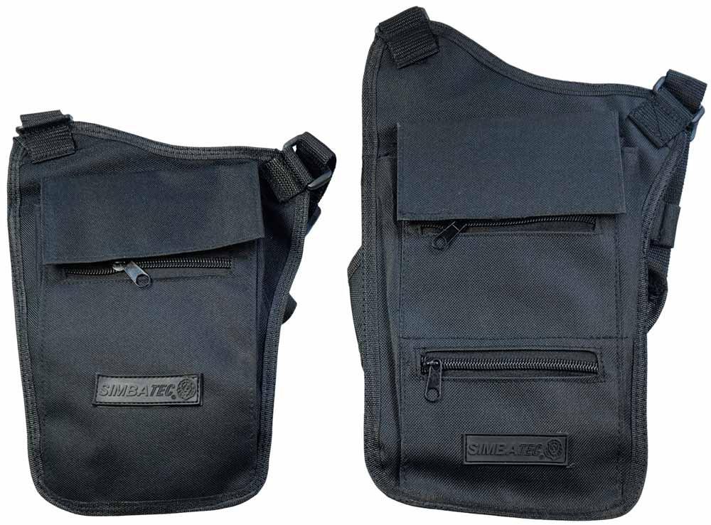 Simbatec Body Safe Long Court Set de pochettes tour de cou /à porter sous les v/êtements