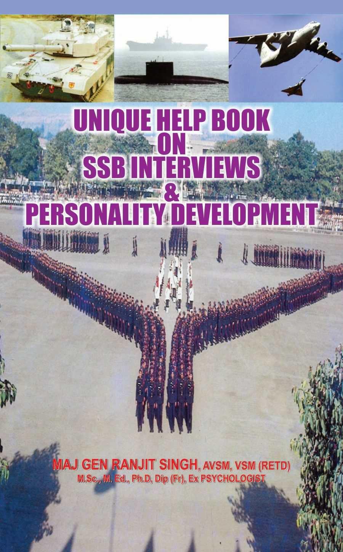 SSB INTERVIEWS & PERSONALITY DEVELOPMENT