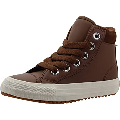 Converse Unisex Kids  Chuck Taylor All Star Pc Boot Hi-Top Trainers ... e2a84e7c6