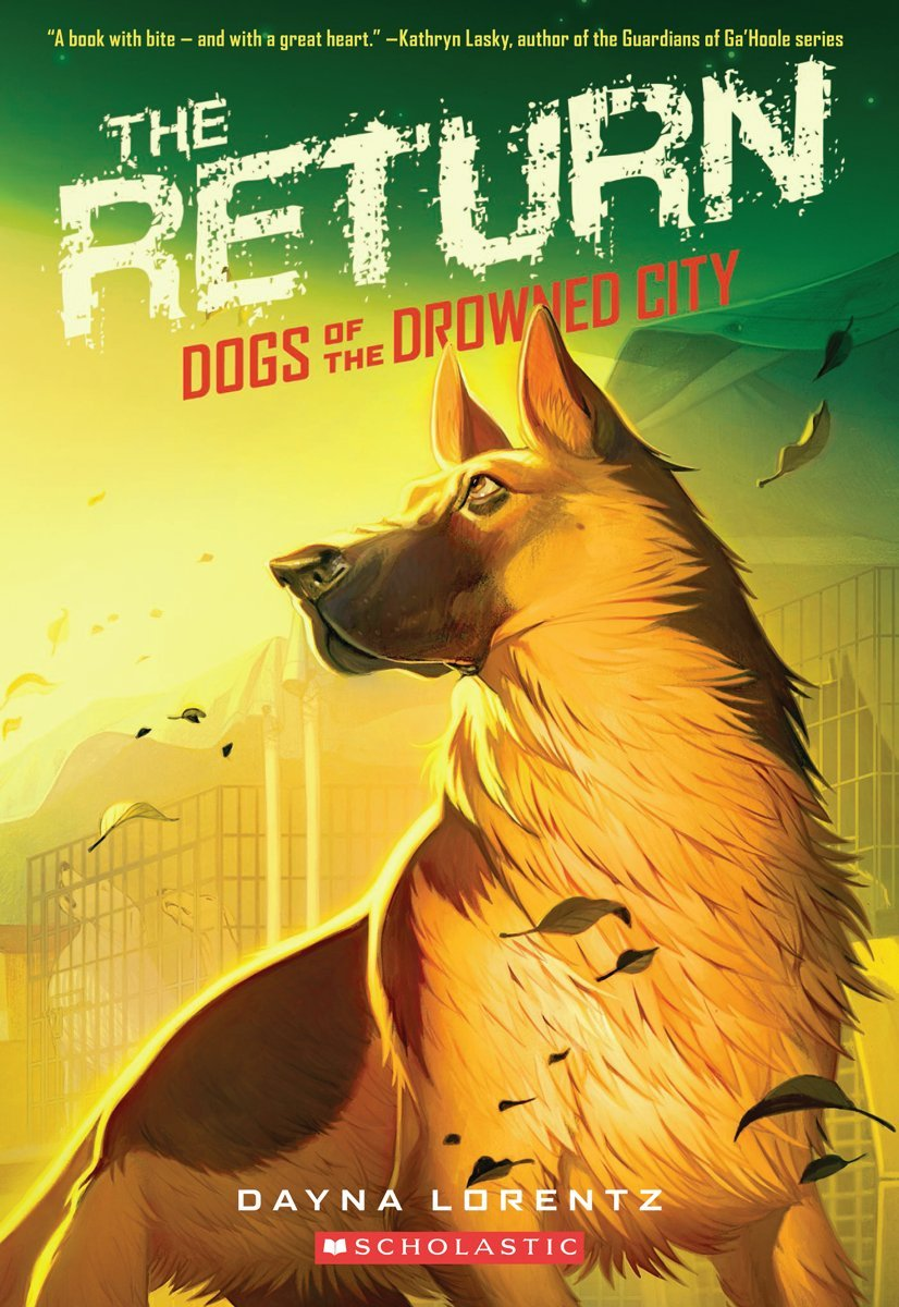 Dogs of the Drowned City #3: The Return
