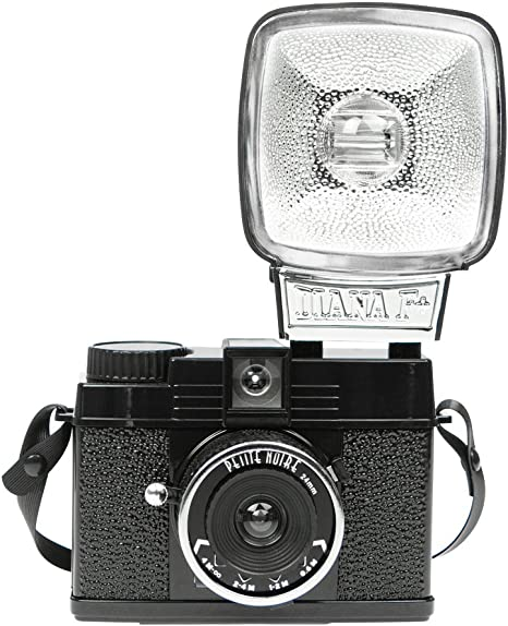 Lomography Diana - Mini cámara con Flash (tamaño pequeño), Color ...