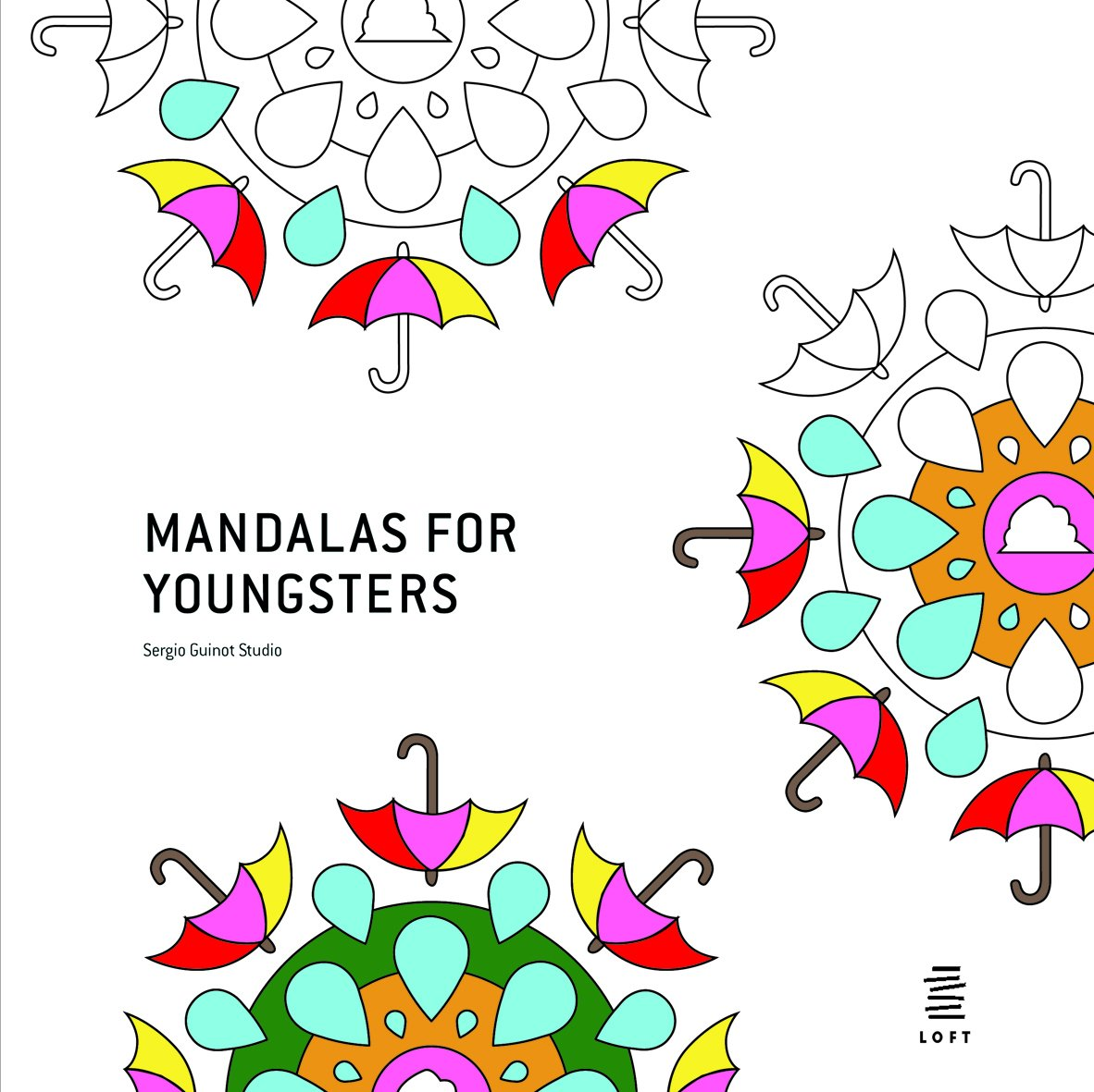 Mandalas for Youngsters: Coloring Book