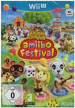 Animal Crossing Amiibo Festival - Solus (Nintendo Wii U ...