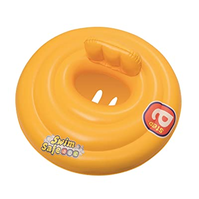 Bestway 386 32096 Inflatable Baby Seat: Sports & Outdoors