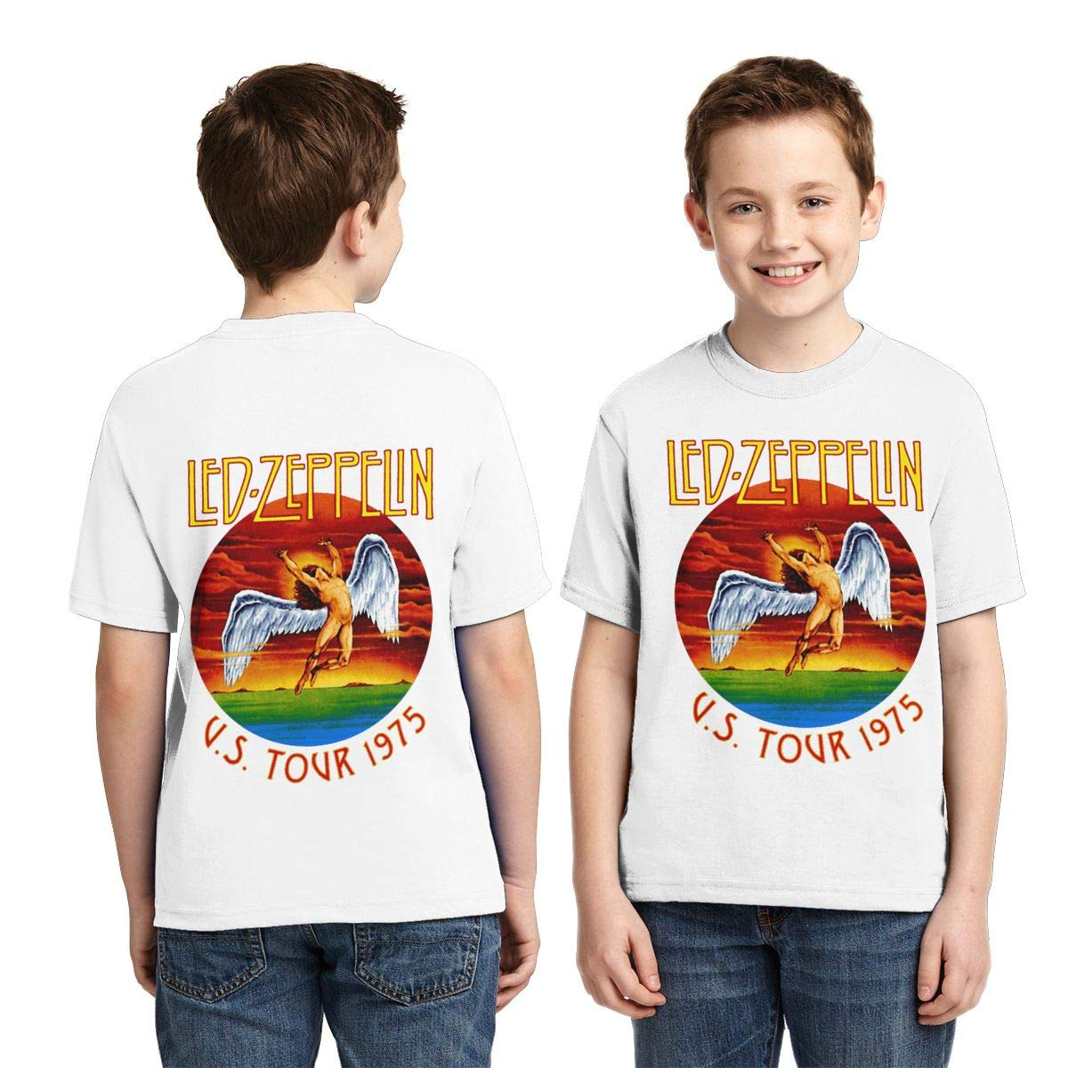 Cubics Meltdown Childrens Long Sleeve T-Shirt Boys Cotton Tee Tops
