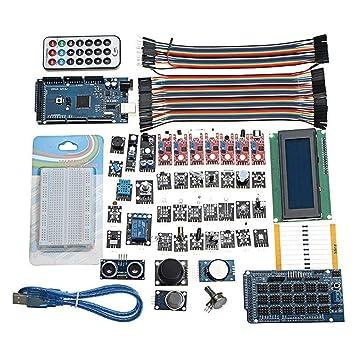 Funxs 40 Módulos De Sensor Para Arduino Mega2560 R3