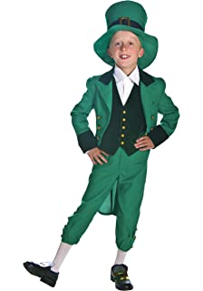 Amazon.com: Little Boys Leprechaun Costume: Clothing