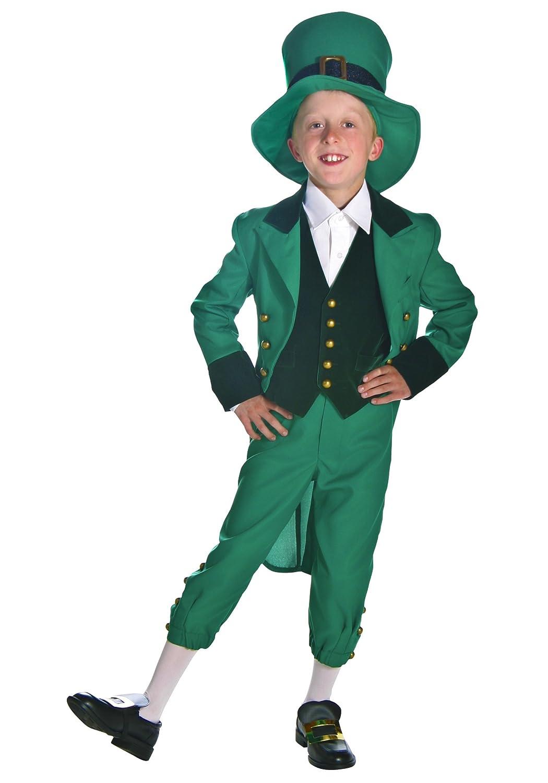 Uncategorized Leprechaun Kids amazon com big boys leprechaun costume large 12 14 toys games