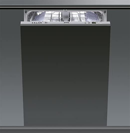 Smeg STLA865A Totalmente integrado A lavavajilla - Lavavajillas ...